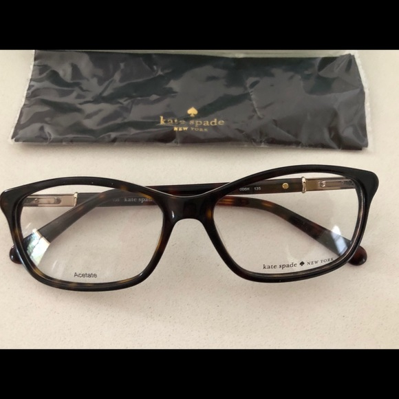7d05c4d798e Eyeglass frame Kate Spade NEW with case and cloth